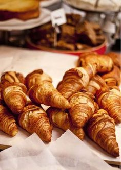 Celebrate the Holidays! Pick up croissants from the bakery for early-rising guests staying over.