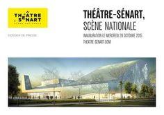 Theatre Senart : inauguration le 28 octobre 2015 Desktop Screenshot, Scene, October, Stage