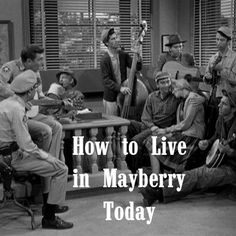 """Truth Without Excuse: 5 Keys - How to Live in Mayberry Today (5/5) """"Slow Down"""""""