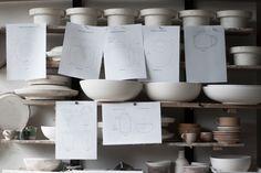 Terra: Michela Voglino e Ceramiche Giusti - Quattromani project