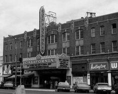 California Theater Pacific Blvd. HuntingtonPark, CA.