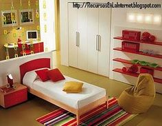 1000 images about decoraci n de dormitorios on pinterest - Como decorar dormitorio ...