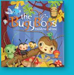 for gavins peanut allergy...the BugyBops-Friends for All Time