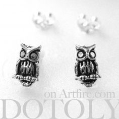 I love hootie earings!  Maybe not crazy about these, but love the theme!
