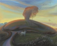 Nicholas Hely Hutchinson - (25) Grey Pony in the Corner Field