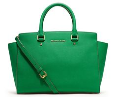 MICHAEL By Michael Kors MK Signature Large NS Gansevoort Tote Handbag. More luxury inspirations on insplosion.com