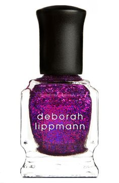 Deborah Lippmann Glitter Nail Color | Flashdance