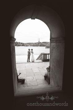 Lulworth Castle Documentary Wedding photographs from bohemian wedding at Lulworth Castle by one thousand words in Dorset. White Photography, Wedding Photography, Wedding Black, Wedding Couples, Documentaries, Photographers, Castle, Events, Weddings