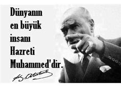 atatürk'ün din anlayışı - Google'da Ara Great Leaders, Einstein, Writing, Feelings, Words, Memes, Quotes, Google, Quotations