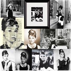 """Audrey Hepburn-Breakfast at Tiffany's"" by princess-cara on Polyvore"