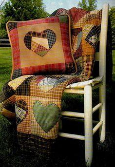cojines - cute heart pillow