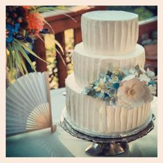 Very nice, I have been having a hard time finding cakes with blue that I think are pretty. TY