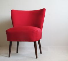 Je to elegán. Velvet Armchair, My Design, Sexy, House, Furniture, Ideas, Home Decor, Home, Haus