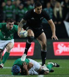 Gli All Blacks sbranano l'Irlanda: 60 a0!