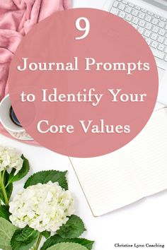 Being able to list your personal core values is so important! If you don't know yours yet, do this self discovery journaling activity. These journal prompts can help bring mindfulness to how you spend your time, energy, and money -- perfect for women to have figured out. These journal ideas will walk you through how to find your personal values. It's a powerful writing exercise. Begin your self improvement journey here. Journal Prompts, Journal Ideas, Personal Core Values, Improve Yourself, Finding Yourself, Writing Exercises, Meaningful Life, Self Discovery, Self Development