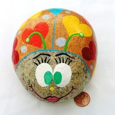 Oh, I'm so adding this to my bug rock collection!