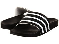 competitive price 299b9 3ab84 adidas adilette - Zappos.com Free Shipping BOTH Ways Adidas Sandals, Adidas  Slides,