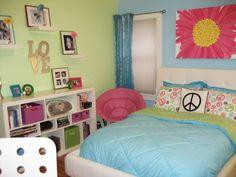 Tween Bedroom Ideas That Are Fun and Cool  #tween #bedroom #teenage #ideas