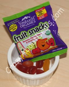 "There is one word I can describe how YumEarth Organics Fruit Snacks taste and that is, ""YUM!"" The fruit snacks were delicious."
