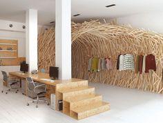 Yoav Amit - Commercial  interior design