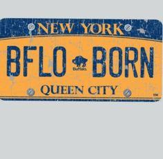 Buffalo New York born and raised