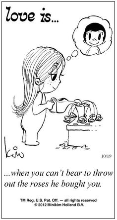 Love Is by Kim Casali Comic Archive Gallery | Love Is ... Comic Strip by Kim Casali (October 19, 2012)