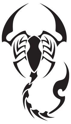 Tribal Sign Like Scorpion Tattoo Wallpaper photo - 3 Tribal Drawings, Art Drawings Sketches, Tattoo Sketches, Tribal Art, Tattoo Drawings, Body Art Tattoos, Tribal Tattoos, Sleeve Tattoos, Dragon Tattoo Designs
