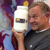 Bob's Resource List of Favorite Stuff for his Studio! essential art supplies, according to Bob Burridge