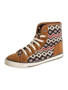 tory burch boho chic sneakers
