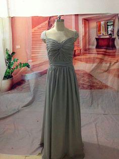 Simple Romantic High Quality Luxurious by meidishaweddingdres