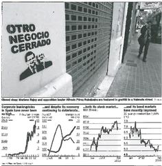 Spanish Market Sentiment Belies Economic Woe #infographics vía Financial Times