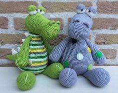 Stip & HAAK - Krokodil Karel