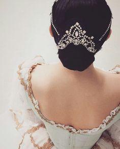 A Bejeweled Ballerina