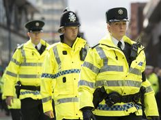 Gun elite: Met poster girl Carol Howard with weapons and armour Police Uniforms, Police Officer, Bolton England, Police Careers, 3 Reyes, Manchester Cathedral, Manchester Police, Police Family, British Armed Forces