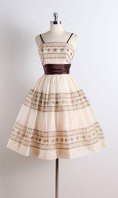 fe9b73c24bf Vintage Dress vintage dress gold by millstreetvintage