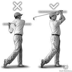 This site provides golfers with a wide variety of helpful swing thoughts - or swing keys - to fill their heads with. Each one is beautifully illustrated.