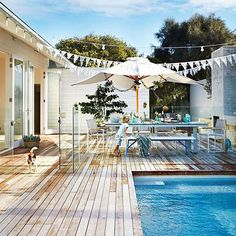 So excited for the new year - happy new year all! How are you spending your New Year's Day? Enjoying your home and the great outdoors with family and friends? Whatever your doing have a good one! Image via @insideoutmag #ozdesign #ozdesignfurniture #happynewyear #2016 #newbeginnings #home #outdoors #beach #pool #bbq #australia #summer #summerdays #living #style #designer #createthehomeyoulove #F4F #design #L4L #FF #furniture