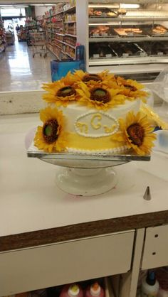 Weddings and sunflowers