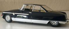 Citroën DS 21 Coupe Le Leman 1968 Blue Nuit 1:18 Norev Citroen Ds, Concorde, Concept Cars, Scale Models, Diecast, Vw, Porsche, Retro Vintage, Classic Cars