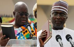 [PHOTOS] COLOUR & TRADITION MEETS POLITICS AS GHANA SWEARS IN PRESIDENT