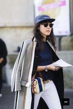 Paris fashion week Spring Summer 2017 - J'ai Perdu Ma Veste