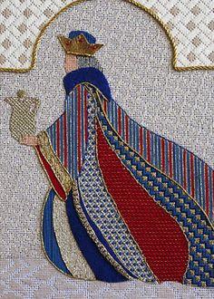 Bea's Stitcheries  designed by Dorothy Lesher