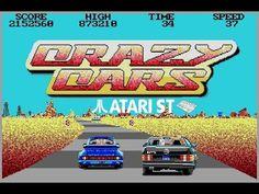 Crazy Cars - Atari ST (1988)