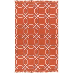 Surya LGO-2008 Lagoon Hand Woven 100% Polypropylene Rug (3 1/2 x 5 1/2 rectangle)