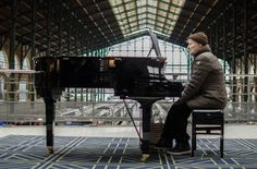 Happy #bastilleday France!  We love Paris and little things like this piano in the Gare du Nord keep us coming back time after time