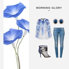 Morning glory! Best looks you'll find at #Zalando