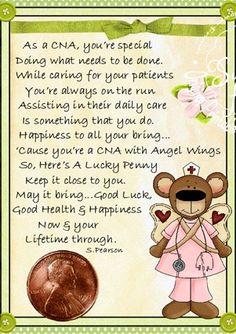 CNA...Lucky Penny Poem