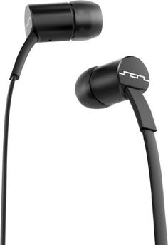 SOL REPUBLIC 1112-31 JAX In-Ear Headphones with 1-Button Mic and Music Control - Black - List price: $39.99 Price: $36.33 Saving: $3.66 (9%)