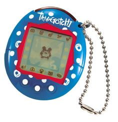 Tamagotchi! I totally forgot about these!