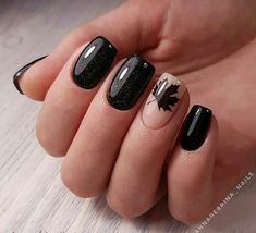 Visit our website and look at best nail makeup models. Take idea for nail makeup. The best nail makeups in our website. Shellac Nails Fall, Fall Manicure, Fun Nails, Matte Nail Art, Acrylic Nails, Stiletto Nails, Coffin Nails, Nailart, Nagel Blog